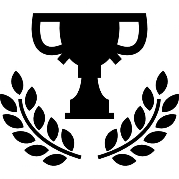 trophywithleaves