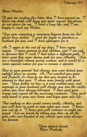 Wanton Letter