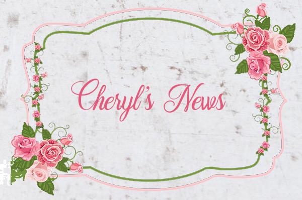 Cheryl's News