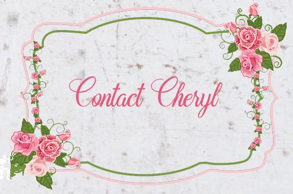 Contact Cheryl